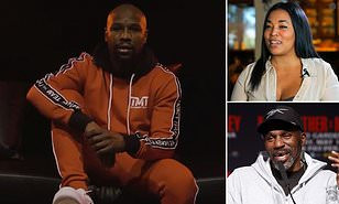 Floyd Mayweather opens up on loss of his ex-wife Josie Harris, and uncle Roger Mayweather (Video)