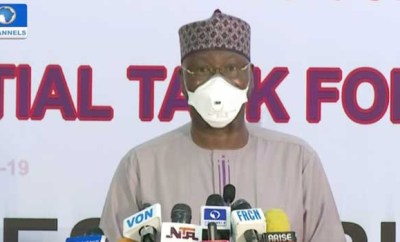 Banks to open between 8am to 2pm, schools and restaurants to remain shut as FG releases guidelines for easing of lockdown on Monday May 4 (videos)