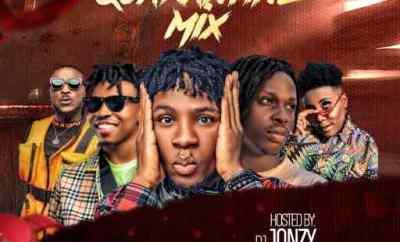 DJ Jonzy - Quarantine Mixtape