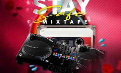 DJ Vick - Stay Safe Mix