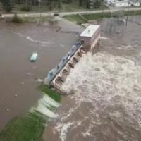 Michigan Floods: Evacuations After Edenville And Sanford Dams Breached