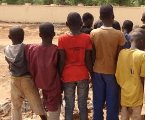 14 more Almajiri children repatraited from Kano state test positive for Coronavirus in Kaduna