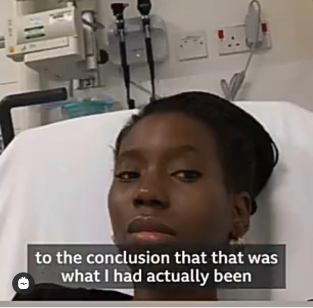 Nigerian woman who has sickle cell anaemia and 2 other chronic illnesses speaks after surviving COVID-19