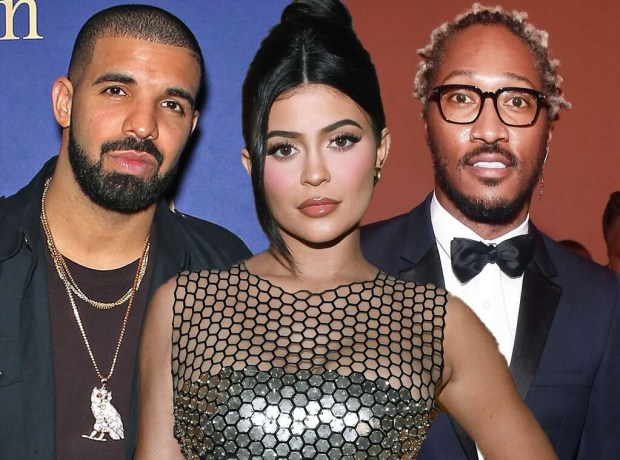 Drake and Future call Kylie Jenner a
