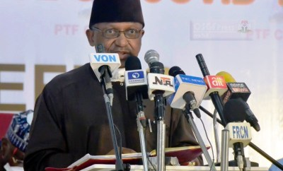 Hypertension, diabetes, tuberculosis, others account for 70% COVID -19 deaths - Minister of Health, Osagie Ehanire
