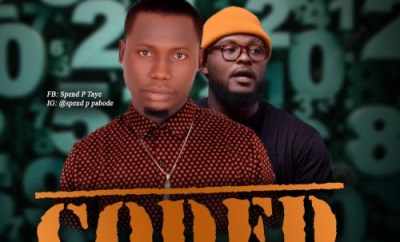 Spend P ft. Blaq Ice - Coded