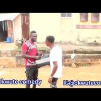 Meet Fast-Rising Nigerian Comedian, Okwute Comedy
