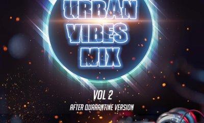 Dj Tonioly - Urban Vibes Mix (Vol. 2)