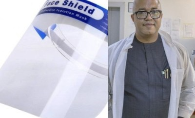 Face shields not sufficient enough to protect against COVID-19 ? NCDC DG, Chikwe Ihekweazu (video)