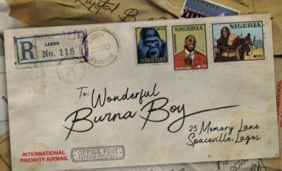 Burna Boy Wonderful mp3 download