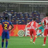 Lionel Messi Scores 700th Goal As He Chips in Panenka Penalty