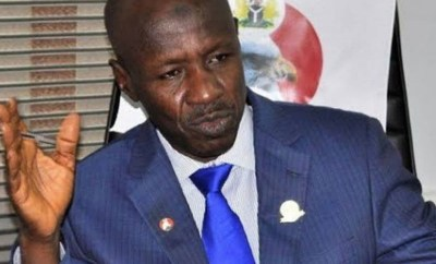Magu: Crack teams from DSS and police go after unknown persons who burgled NFIU office