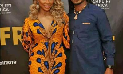Tamar Braxton rushed to hospital following a possible suicide attempt after her Nigerian boyfriend found her unresponsive in her hotel room