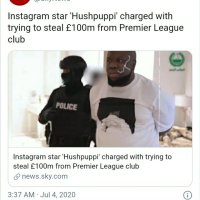 FBI release the number of years Hushpuppi will spend in jail if convicted