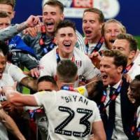 Fulham Beat Brentford To Reach Premier League