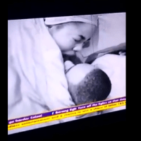 #BBNaija: Erica Accidentally Exposes Her Bare Behind And Moans As She Enjoys intense 'Under The Sheet' Action With Kiddwaya [Videos]
