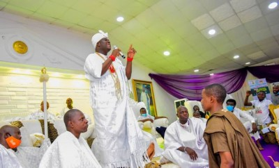 Ooni of Ife calls for the replacement of Big Brother Naija show