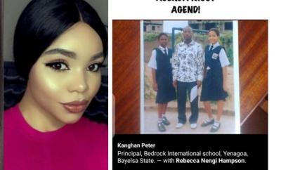 #BBNaija: Throwback photo of Nengi in secondary school amid age dispute