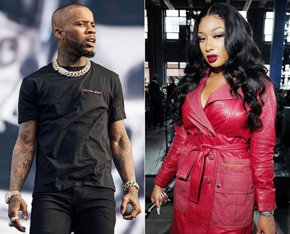 LA District attorney to review assault charge against Tory Lanez for allegedly shooting Megan Thee Stallion