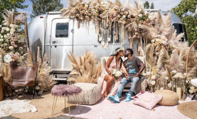 Kevin Hart and wife Eniko celebrate Baby No. 2 with Boho-Chic Baby Shower (photos)
