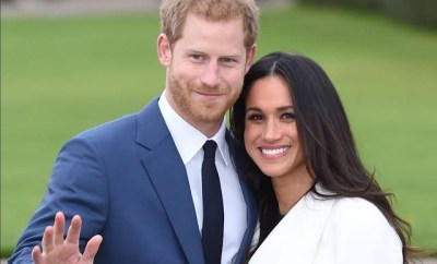 Meghan Markle and Prince Harry are