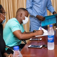 The Founder of 47Vibez Media, Mr. Oladuntoye Usman Olajuwon has Signed an Endorsement Deal With Mohab Apparel