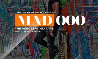 Cool Dj Jamstar – Madooo (The Afrobeat Mixtape)