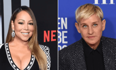 Mariah Carey reveals she felt ?extremely uncomfortable? during Ellen DeGeneres interview pushing her to confirm pregnancy