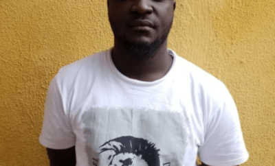 Internet fraud: UNILORIN student to sweep road and clear gutter for three months