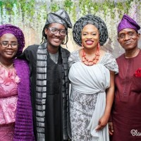 Rapper, Jesse Jagz Ties The Knot With His Heartthrob [Photos]