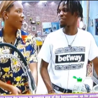 #BBNaija: I Believe You Were 'Jazzed'- Vee Tells Laycon As He Makes Excuses For Erica [Video]