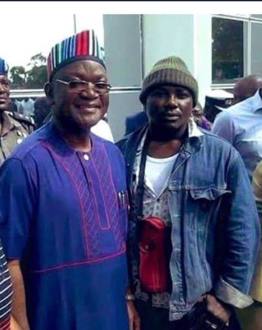 Wanted militia leader, Terwase Akwaza