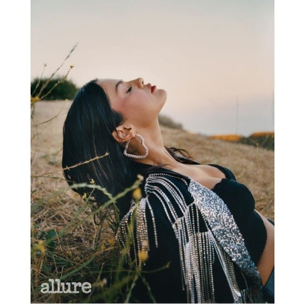 Selena Gomez covers Allure Magazine