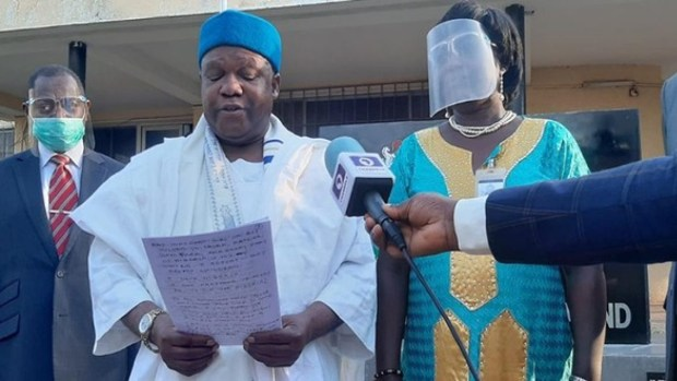 I have no proof to back my claim on northern Governor being a Boko Haram commander - Mailafia