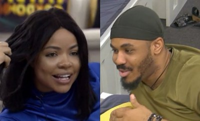 BBNaija: Nengi accuses Ozo of masturbating after seeing