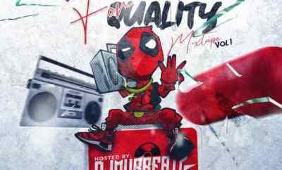 MIXTAPE: Dj Murbeatz - No Sub For Quality Mixtape (Vol.1)