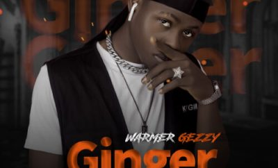 Warmer Gezzy - Ginger