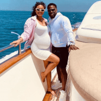 Kevin Hart And Wife Eniko Announce The Arrival of Their Second Child, A Baby Girl Named Kaori Mai