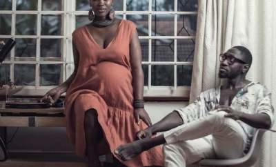 Sauti Sol?s Fancy Fingers and wife, Lady Mandy welcome their first child (Photo)