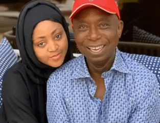 Regina Daniels and hubby, Ned Nwoko, unfollow each other on IG