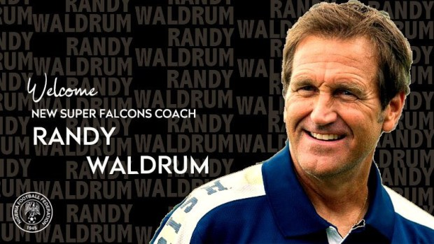 American coach Randy Waldrum named as new manager of Super Falcons?