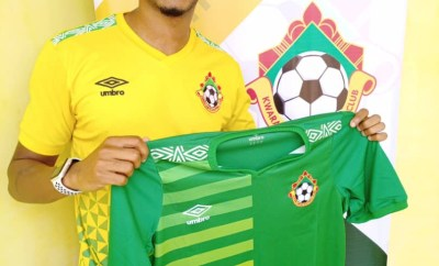 Brazillian winger Ribeiro Alves Lucas joins Kwara United of Ilorin on one-year deal