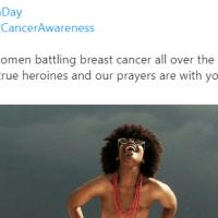 #NoBraDay: Women Around The World Showcase Their Boobs As They Go Bra-Free [18+ Photos]