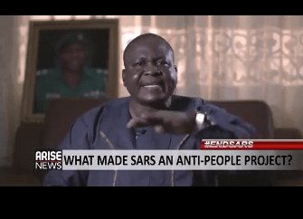 SARS operatives are right when they say they will kill you and nothing will be done about it - Colonel Hassan Stan-Labo (video)