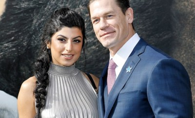 WWE star, John Cena marries girlfriend Shay Shariatzadeh in private ceremony