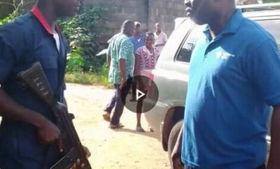 """""""They said they can kill me and nothing will happen""""- NTA staff narrates how he was allegedly beaten up by NSCDC personnel over refusal to give bribe"""