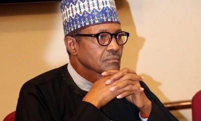 Presidency explains why Buhari didn