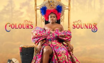 Niniola Colours And Sounds album download