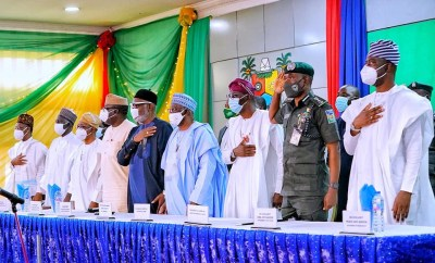 South West governors and monarchs back FG