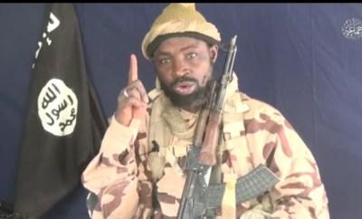 Shekau, Abu Mus?ab and 79 others make Nigerian army